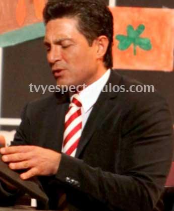 Pleito entre Fernando Colunga y Jorge Aravena