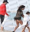Cristian Castro, Valeria Liberman y sus hijos