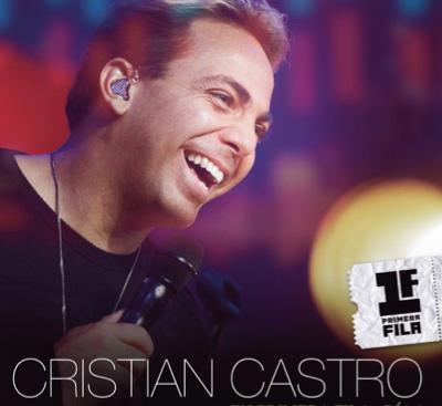 Cristian Castro 8 de junio en Auditorio Nacional