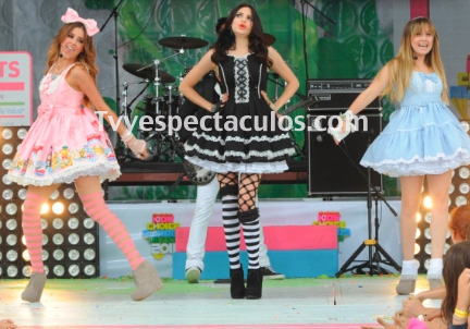 Las Mejores Amigas con Paulina Goto y Natasha Dupeyrón