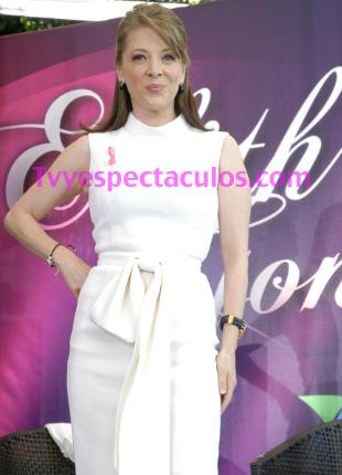 Edith González protagonista de La Favorita de Tv Azteca