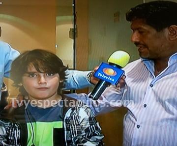 Hijo de Juan Osorio se lanza como actor