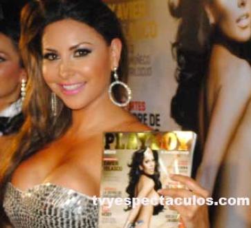 Gaby Ramírez se convirtió en mamá