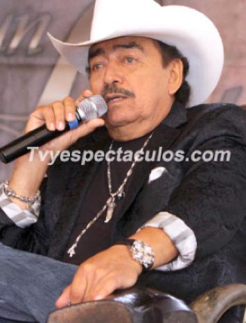 Joan Sebastian descartó formar parte de La Voz México
