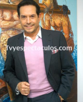 Pleito entre Juan José Origel y Andrea Legarreta
