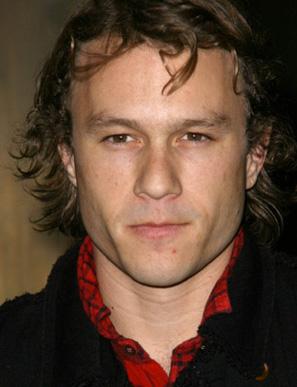 Hoy cumpliría 34 años Heath Ledger