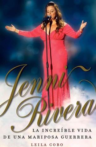 La increible vida de una mariposa guerra Libro de Jenni Rivera