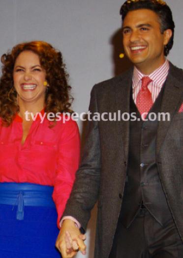 Premios Tvynovelas integran a sus nominaciones a Lucero y Jaime Camil