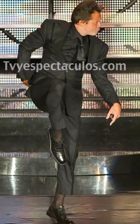 12, 13, 14 y 15 de febrero Luis Miguel en Auditorio Nacional