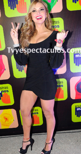 Marjorie de Sousa en Dulce Amor de Televisa