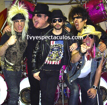 Video Gracias de Moderatto