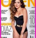 Ariadne Díaz en Revista Open abril 2013