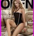 Aracely Arámbula en Revista Open