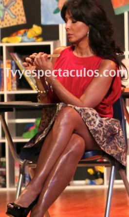 Lorena Rojas niega problemas de salud