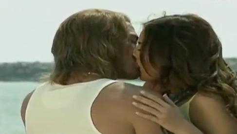 William Levy y Ximena Navarrete besos