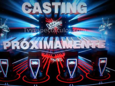 Próximamente Casting para La Voz México 3