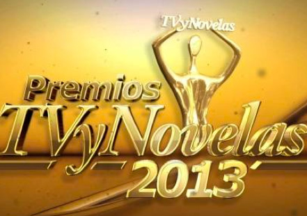 Ganadores de los Premios Tvynovelas 2013