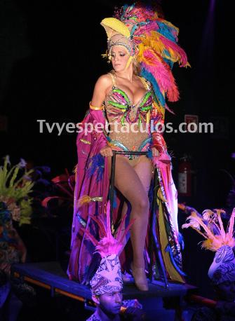Malillany Marín se estrenó como Aventurera
