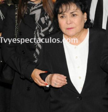 Carmen Salinas deja Aventurera