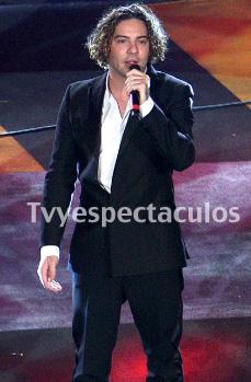 David Bisbal en La Voz México 3