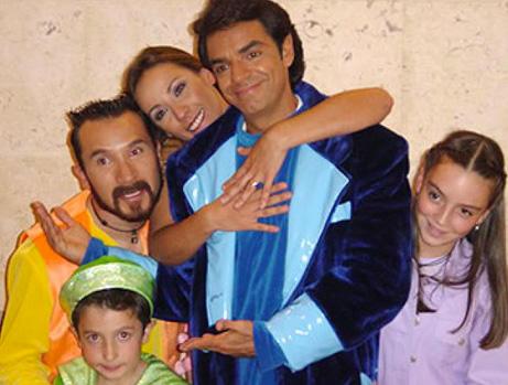 Repetición de la Primera Temporada de La Familia P.Luche