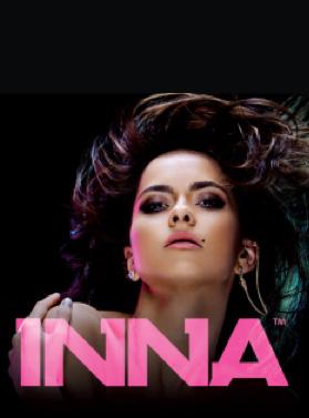 Inna en Auditorio Nacional 9 de junio