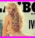 Ivonne Soto en portada de Playboy