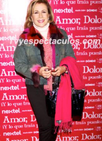 Laura Zapata con un pie en Tv Azteca