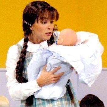 Lucero desmiente embarazo