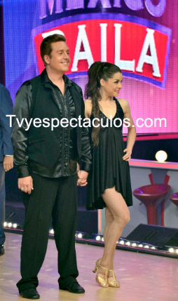 Presentan a los concursantes de México Baila
