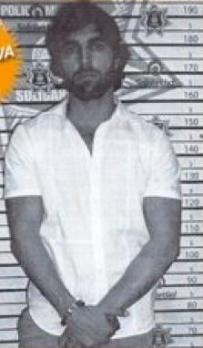 Osvaldo de León fue detenido por vender drogas