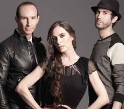 Sasha, Benny y Erik 4 y 5 de septiembre en Auditorio Nacional
