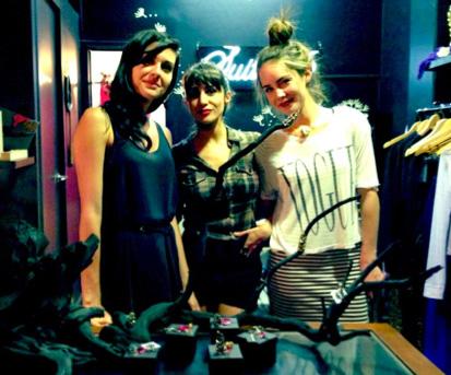 Camila Sodi presentó línea de joyería