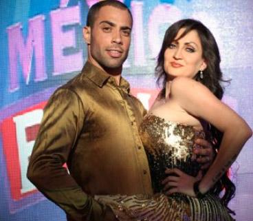 Celia Lora expulsada de México Baila
