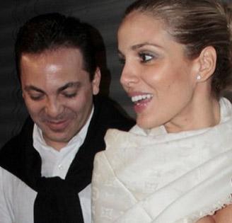 Romance entre Malillany Marín y Cristian Castro
