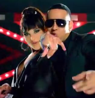 Daddy Yankee y Natalia Jimenez
