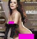 Lourdes Munguía PlayBoy julio
