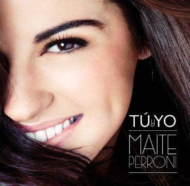 Tú y yo Primer sencillo como solista de Maite Perroni