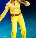 Michael Jackson de cera de niño