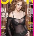 Portada Revista Open Erika García