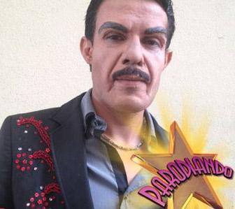 Kino Díaz del equipo de Angélica Vale eliminado de Parodiando