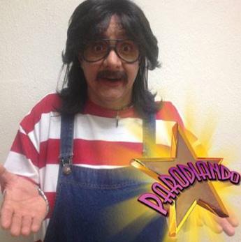 Juan Carlos Alonso eliminado de Parodiando