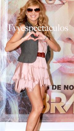 Feliz Cumpleaños a Paulina Rubio