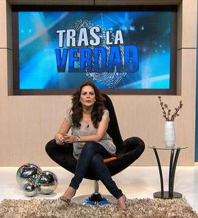 Regresa Tras la verdad con Mara Patricia Castañeda