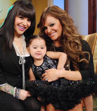 Hija de Jenni Rivera está embarazada