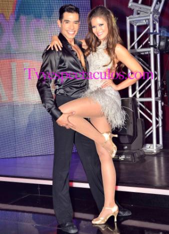 Vanessa Claudio en México Baila