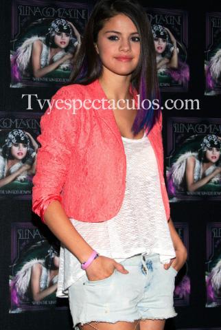 Feliz cumpleaños a Selena Gomez