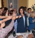 Festejo de cumpleaños de Daniela Romo