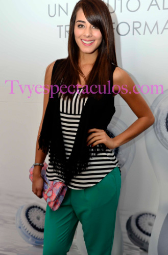 Esmeralda Pimentel protagonista de Algo de mi de Televisa