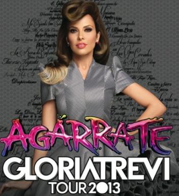 Gloria Trevi Agárrate